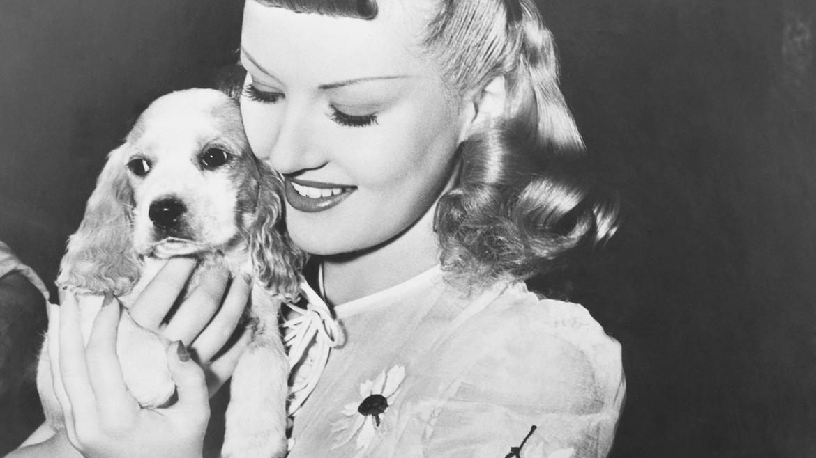 Betty Grable:Behind The Pin-Up