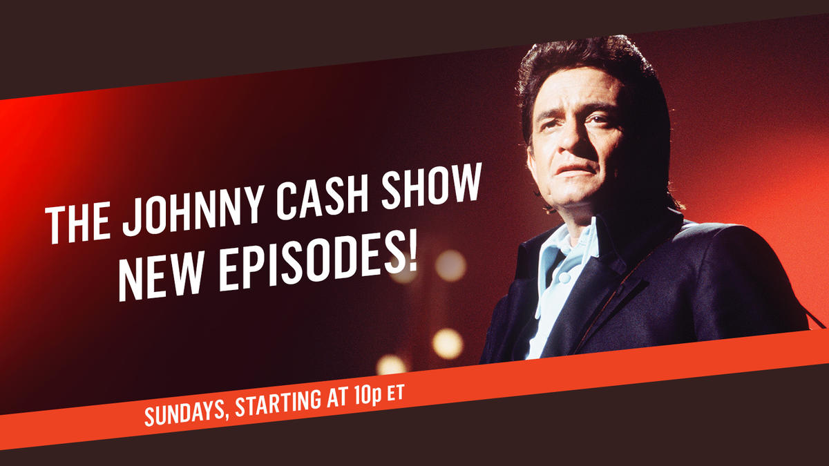 Johnny Cash Show- New Episodes