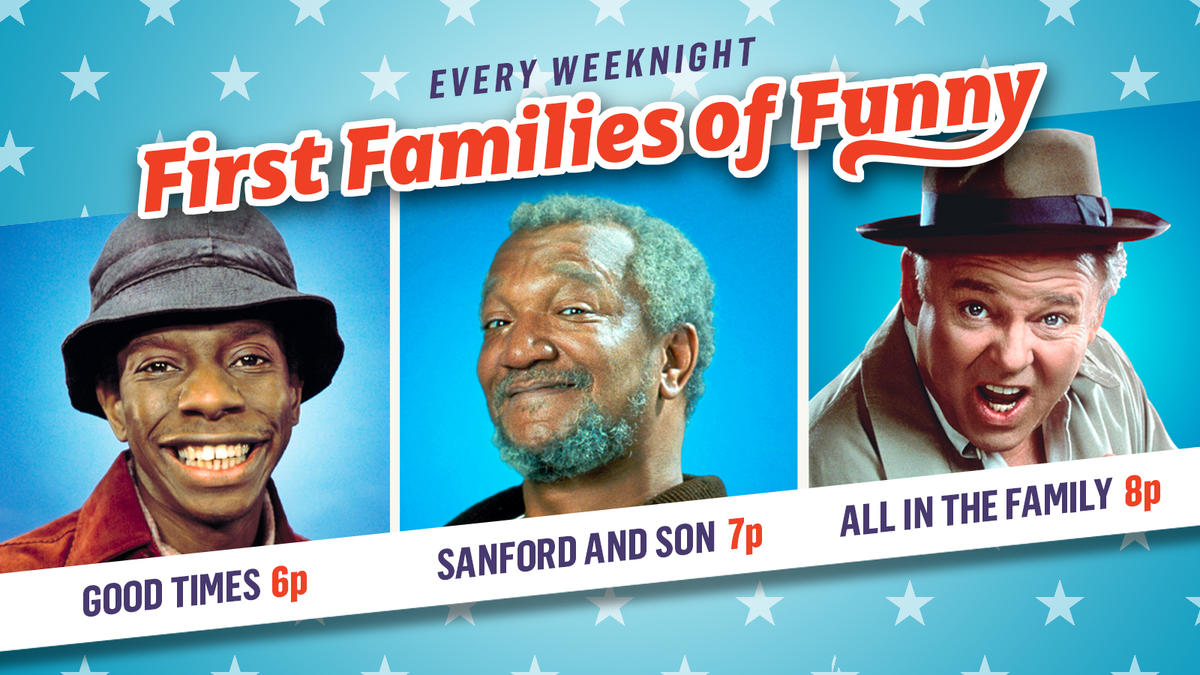 First Families of Funny