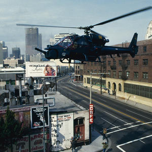 BLUE THUNDER TV series on getTV