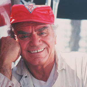 Ernest Borgnine on AIRWOLF on getTV