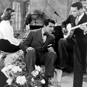 Cary Grant and Katharine Hepburn in 1938's HOLIDAY on getTV