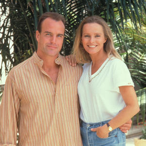 Cheryl Ladd and Richard Burgi on ONE WEST WAIKIKI on getTV