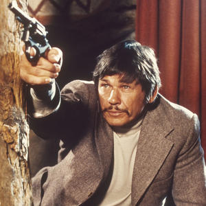 Charles Bronson in THE STONE KILLER