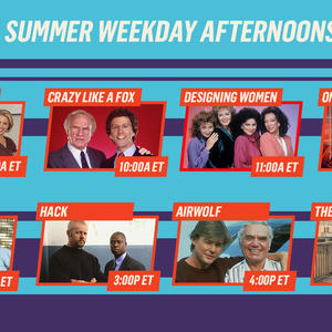 getTV's Daytime Summer Schedule