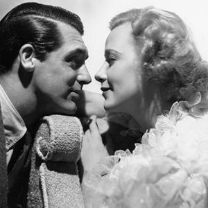 1937's WHEN YOU'RE IN LOVE with Cary Grant