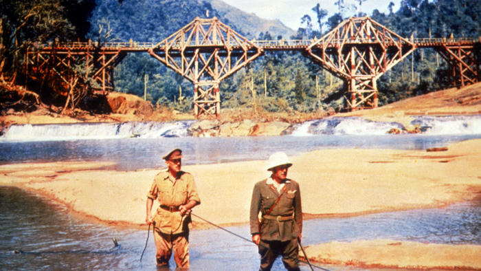 THE BRIDGE ON THE RIVER KWAI on getTV