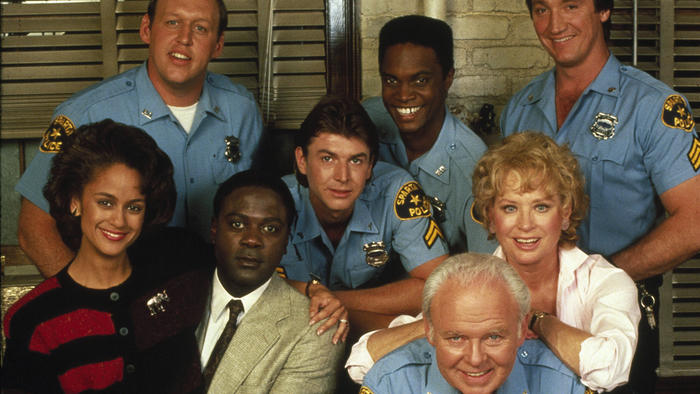 IN THE HEAT OF THE NIGHT on getTV