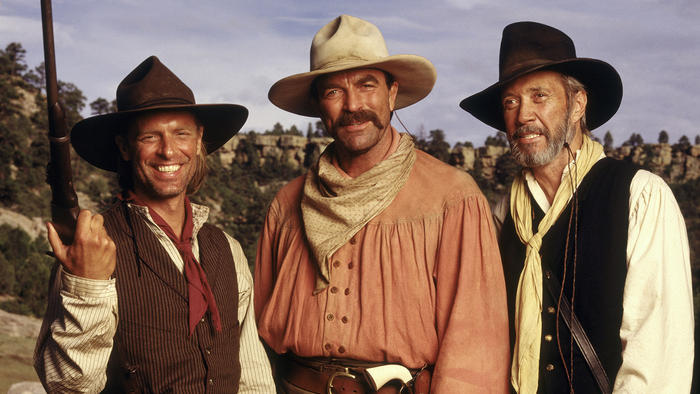 Tom Selleck Saddles Up for LAST STAND AT SABER RIVER