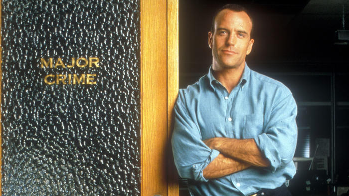Richard Burgi in THE SENTINEL on getTV