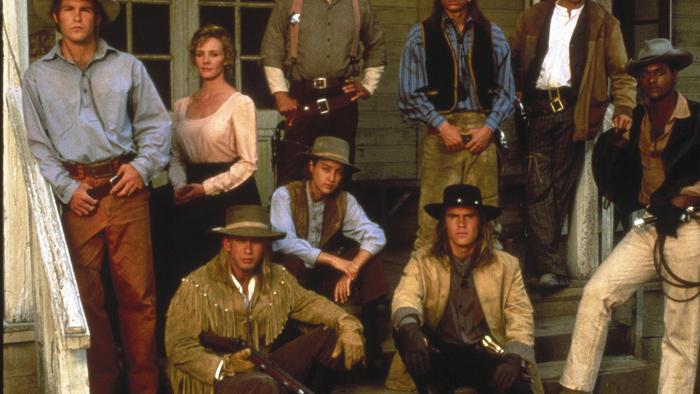 THE YOUNG RIDERS on getTV