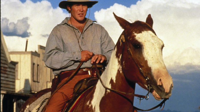 Ty Miller on THE YOUNG RIDERS on getTV