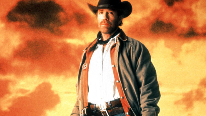 WALKER, TEXAS RANGER on getTV