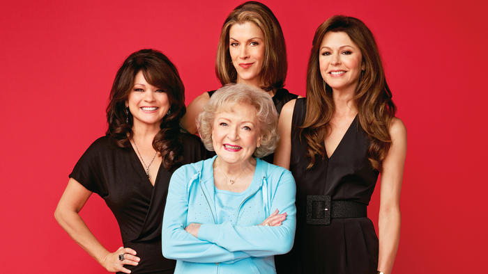 Hot In Cleveland on getTV
