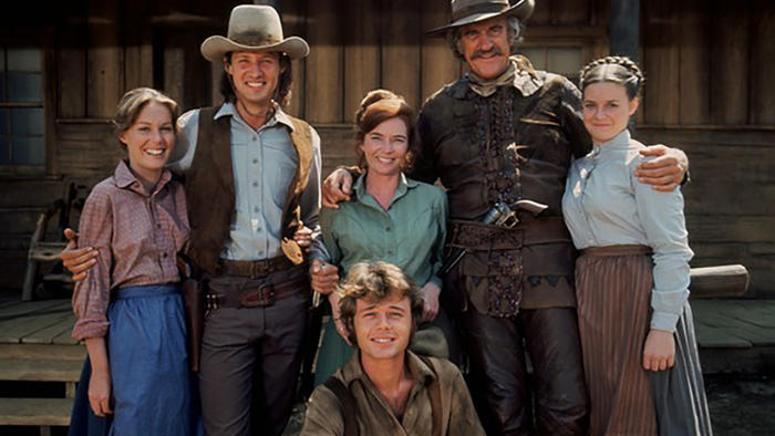 HOW THE WEST WAS WON on getTV