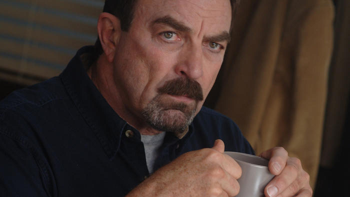 Tom Selleck in JESSE STONE on getTV