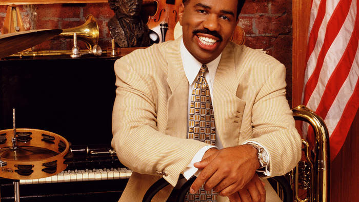 THE STEVE HARVEY SHOW on getTV